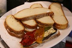 making sandwiches 3