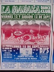 La Maraka 9/15