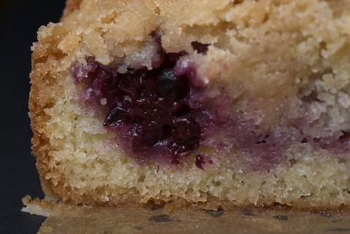 Blackberry Crumb Bars | Bake or Break