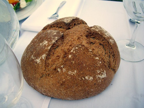 Honey Whole Wheat Boule
