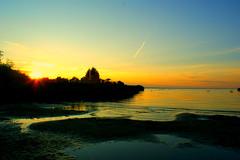 Sunset (kezwan) Tags: sunset sea fantasy kezwan