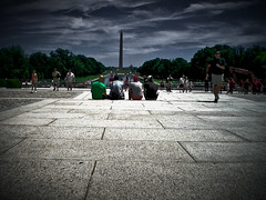 Washington Mall in DC (ZachMay) Tags: adam monument mall dc washington nikon allen addicted hdr d40 pshdr pscla youtopiaphoto