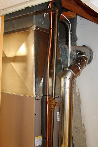 Electronic Furnace Filter Electronic Furnace Bottom