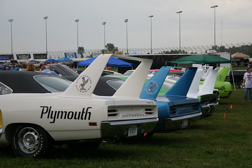 Aero Warriors Plymouth Superbird