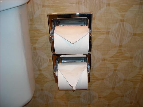 Las Vegas Hilton TP Folding