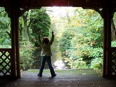 Maharishi's garden (25cent) Tags: people nature maharishi kiek vlodropstation