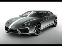 2008 Lamborghini Estoque Concept pictures