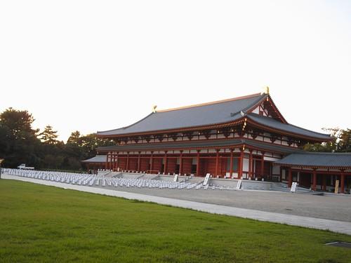薬師寺(万燈会・夜)-01