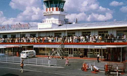 Aeropuerto Stroessner