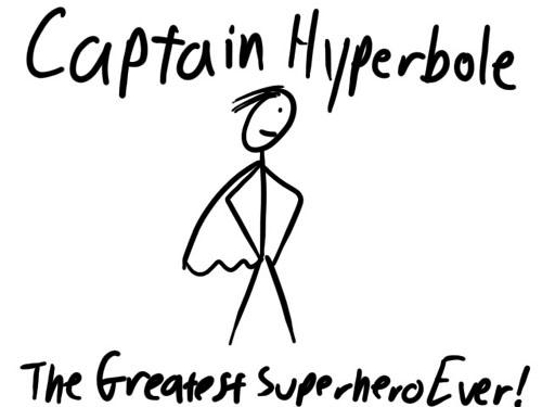 capt hyperbole