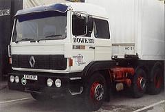 E90 KTP Renault G290 (240 Gardner) Tags: wagon lancashire renault vehicles lorry preston wagons lorries shunter haulage bowker