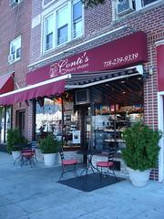 Conti's Pastry, Morris Park, Bronx