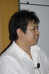 田中 洋一郎さん, BOF B-1 OpenSocialで作るソーシャルマッシュアップアプリケーション, JJUG Cross Community Conference 2008 Fall