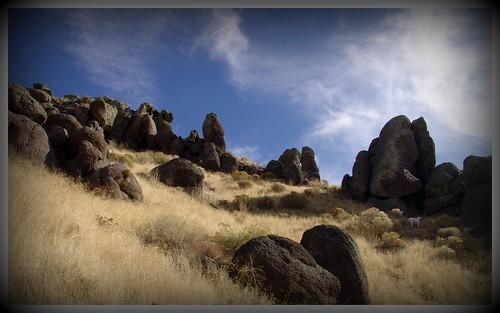 Ririe Rocks