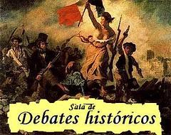 Entra y da tu opinión en distintos debates históricos