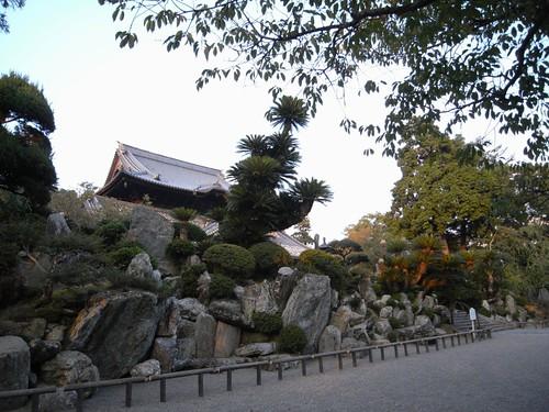 粉河寺(粉河寺庭園)-15