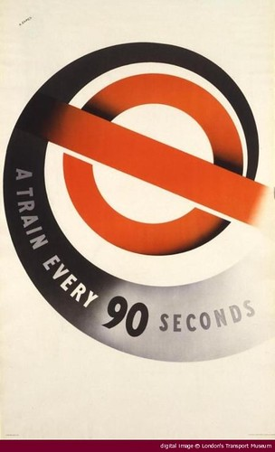 Poster Journeys: Abram Games and London Transport