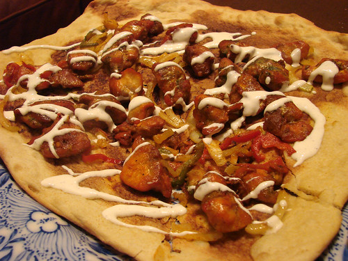 Street Meat Pizza