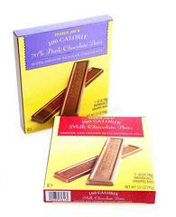 100 Calorie Chocolate Bars