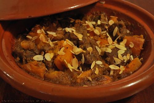Pumpkin Tajine