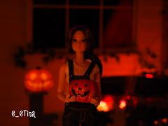 Happy Halloween (6_6 tina) Tags: fashion toys doll vinyl delight rement sekiguchi momoko japanesetoys asiandolls 16scale cangaway dollscene clearlan closeclippedsheepccs