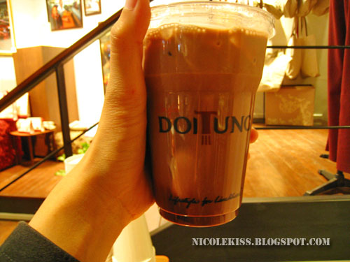 doi tung coffee in hua hin