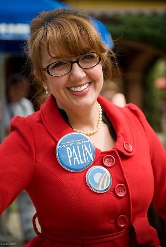 Palin vs McCain
