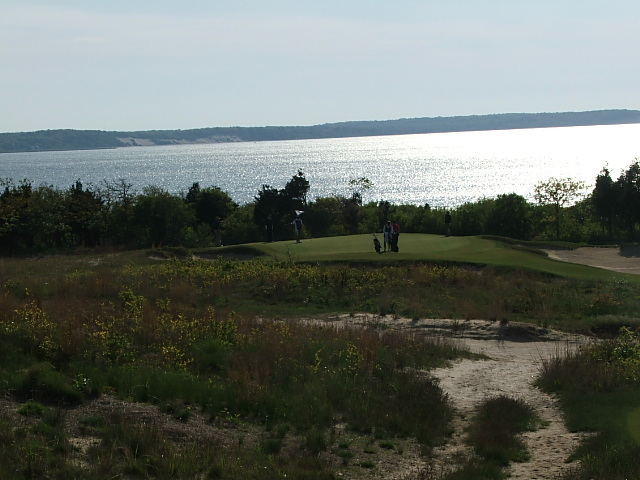 Playing the Top 100 Golf Courses in The World: Sebonack Golf