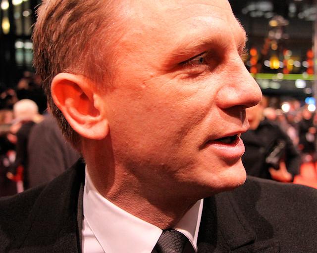 Daniel Craig by SpreePiX - Berlin