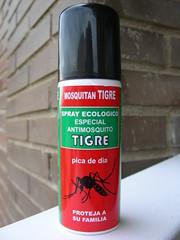 Antimosquito Tigre