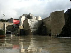 Guggenheim Museum, Bilbao (einalem) Tags: spain bilbao guggenheim