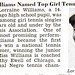 Lorraine Williams Named Top Girl Tennis Star - Jet Magazine, December 17, 1953