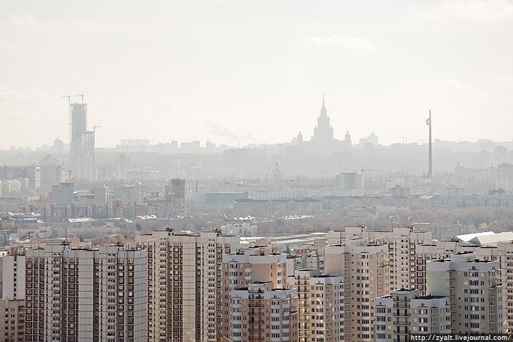 Moskow Roof Mnevniki