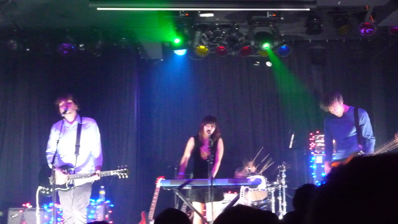 Asobi Seksu at Santo's Party House