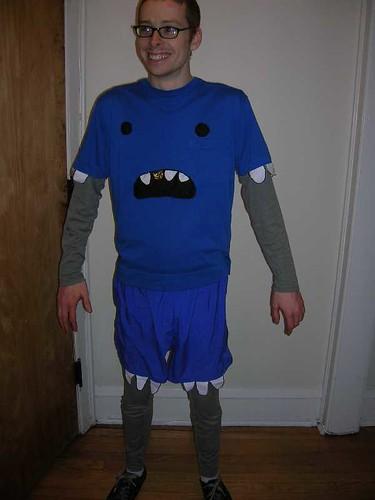 My Halloween Costume by friendshipisterrible