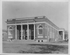 Russell Auditorium Exterior