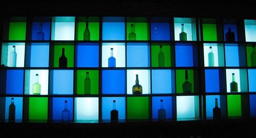 21 bottles