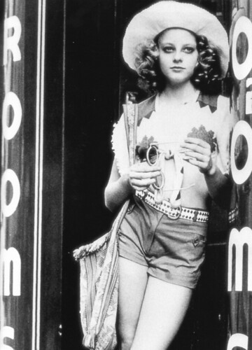 jodie foster taxi driver. Jodie Foster in Taxi Driver