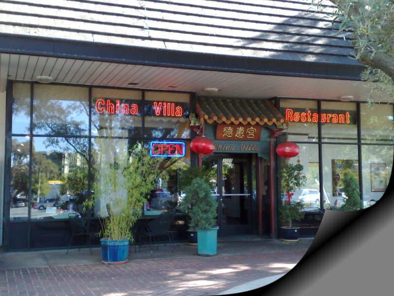 China Villa closes