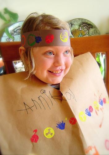 Annika, feeling great