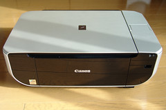 Canon MP470 - New printer.