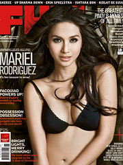 December 2008- Mariel Rodriguez (alexrab_07) Tags: hot girl for power philippines more cover another fhm the sizzling wowowee