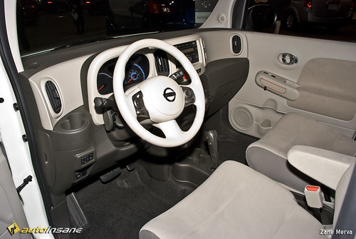 Nissan Cube Interior Pictures. Show: Nissan Cube Interior