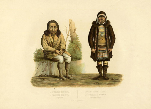 Tongousse errante-Tongousse nomada