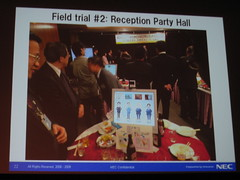 Entertainment in Dining - Keynote at ACE 2008