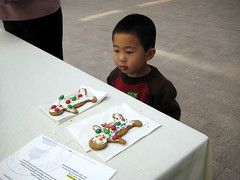 Owen and Gingerbread Men