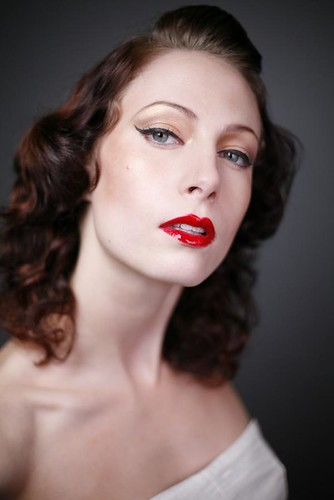 40s Beauty Makeup