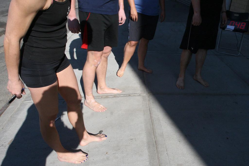 CrossFit Feet