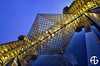 Blue & Gold 2 (A.G. Photographe) Tags: blue sunset paris france ga nikon louvre bleu ag bluehour uga nikkor pyramide français hdr parisian anto couchédesoleil napoléon photographe xiii parisien pyramidedulouvre heurebleue 1424 d700 1424mm antoxiii photoengine hdr7raw oloneo agphotographe