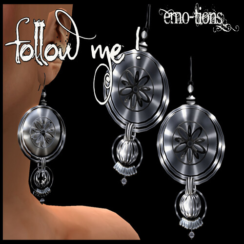 FOLLOWMEEarrings